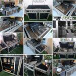 Mobile Outdoorküche Outdoor Kche Bbq Piraten Küche Wohnzimmer Mobile Outdoorküche