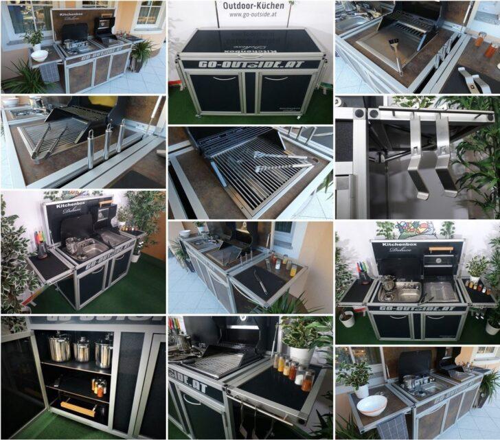 Medium Size of Mobile Outdoorküche Outdoor Kche Bbq Piraten Küche Wohnzimmer Mobile Outdoorküche