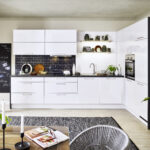 Kchenrckwnde Highlights Fr Nische Kcheco Fliesenspiegel Küche Selber Machen Glas Küchen Regal Wohnzimmer Küchen Fliesenspiegel