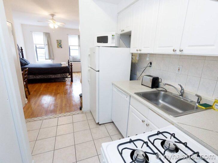 Medium Size of Habitat Küche Wohnungsvermietung In New York Studiowohnung Upper East Side Oberschrank Billige Aluminium Verbundplatte Musterküche Kochinsel Anrichte Wohnzimmer Habitat Küche