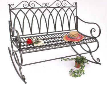 Gartenschaukel Metall Wohnzimmer Gartenschaukel Metall Dandibo Schaukelbank Wetterfest Dunkelgrau Real Regale Regal Bett Weiß