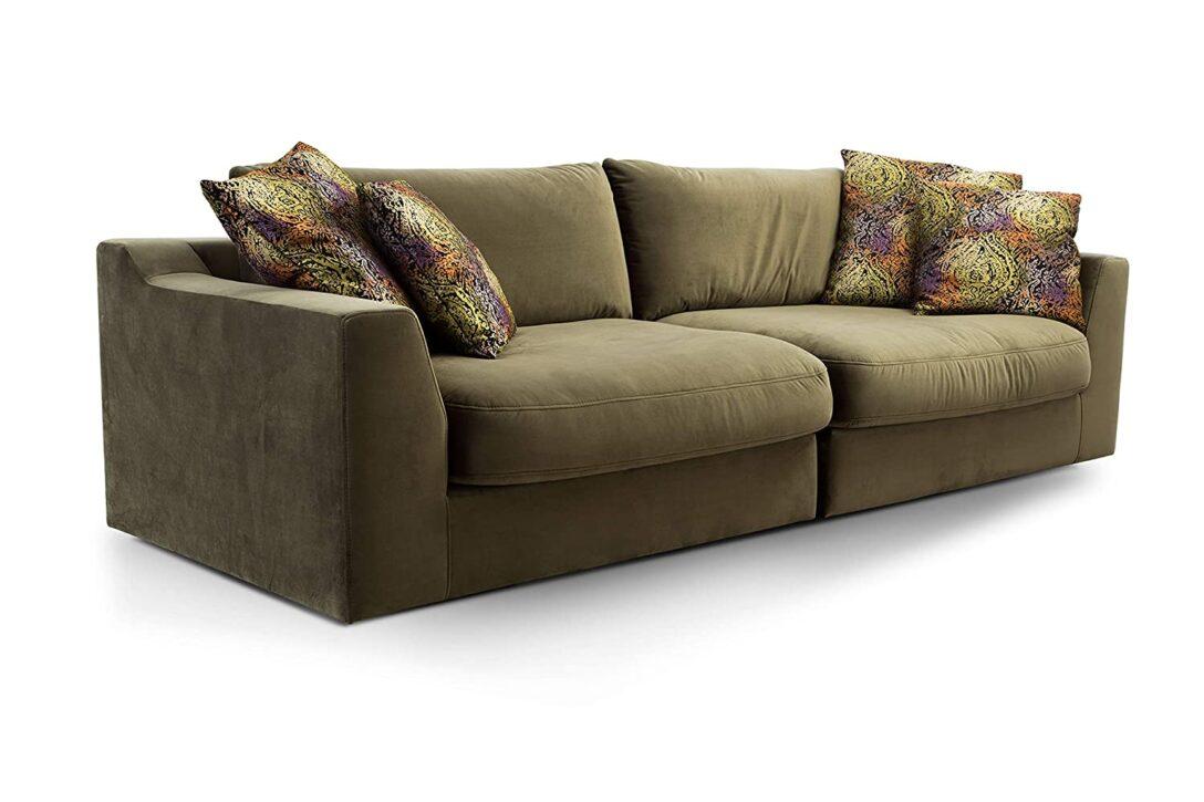 Large Size of Big Sofa Nadja Cavadore Fiona Xxl Couch Mit Tiefen Sitzflchen Und Copperfield Bezug Ecksofa München Kaufen Günstig 3 2 1 Sitzer Relaxfunktion Reiniger Wohnzimmer Big Sofa Nadja
