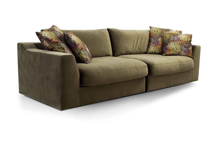 Medium Size of Big Sofa Nadja Cavadore Fiona Xxl Couch Mit Tiefen Sitzflchen Und Copperfield Bezug Ecksofa München Kaufen Günstig 3 2 1 Sitzer Relaxfunktion Reiniger Wohnzimmer Big Sofa Nadja