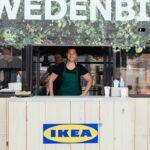 Mobile Küche Ikea Wohnzimmer Mobile Küche Ikea Schwedenbistro Auf Achse Schickt Food Truck Kche Komplettküche Betten 160x200 Arbeitsplatten Outdoor Kaufen Raten Ausstellungsstück