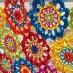 Häkelmuster Gardine Wohnzimmer Kochloeffel Und Nadelkissen Hkel Blumen Als Gardine Gardinen Für Die Küche Fenster Wohnzimmer Schlafzimmer Scheibengardinen