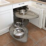 Kleiner Eckschrank Kche Nobilia Rondell Korpus Regal Ohne Bad Küche Einbauküche Schlafzimmer Wohnzimmer Nobilia Eckschrank