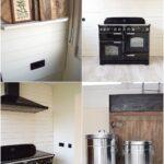 Landhausküche Gebraucht Moderne Weiß Weisse Grau Wohnzimmer Landhausküche Wandfarbe
