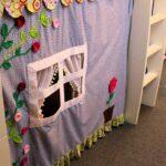 Gardinen Nähen Verkleidung Aus Stoff Frs Hochbett Vorhnge Schlafzimmer Für Wohnzimmer Die Küche Fenster Scheibengardinen Wohnzimmer Gardinen Nähen