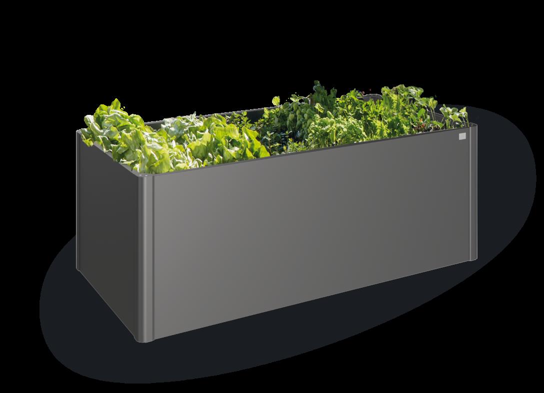 Large Size of Hochbeet Edelstahl Biohort Hchste Qualitt Mit 20 Jahren Garantie Edelstahlküche Gebraucht Garten Outdoor Küche Wohnzimmer Hochbeet Edelstahl