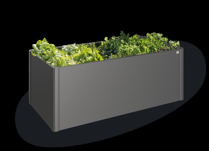 Medium Size of Hochbeet Edelstahl Biohort Hchste Qualitt Mit 20 Jahren Garantie Edelstahlküche Gebraucht Garten Outdoor Küche Wohnzimmer Hochbeet Edelstahl