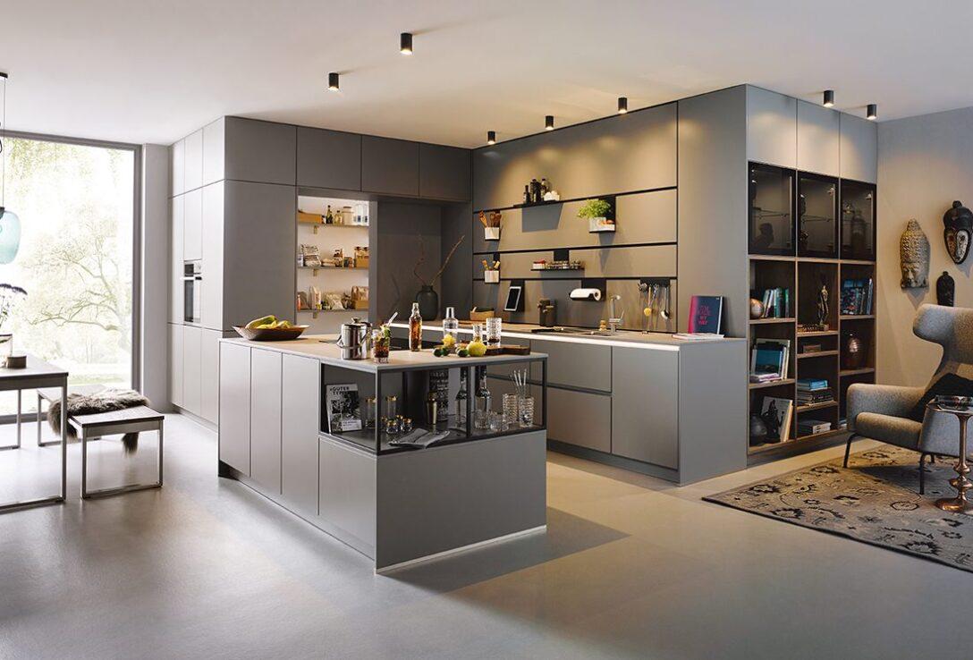 Large Size of Freistehende Küchen Kchenstile Von Modern Bis Rustikal Xxl Kchen Ass Regal Küche Wohnzimmer Freistehende Küchen