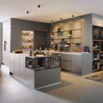 Freistehende Küchen Kchenstile Von Modern Bis Rustikal Xxl Kchen Ass Regal Küche Wohnzimmer Freistehende Küchen
