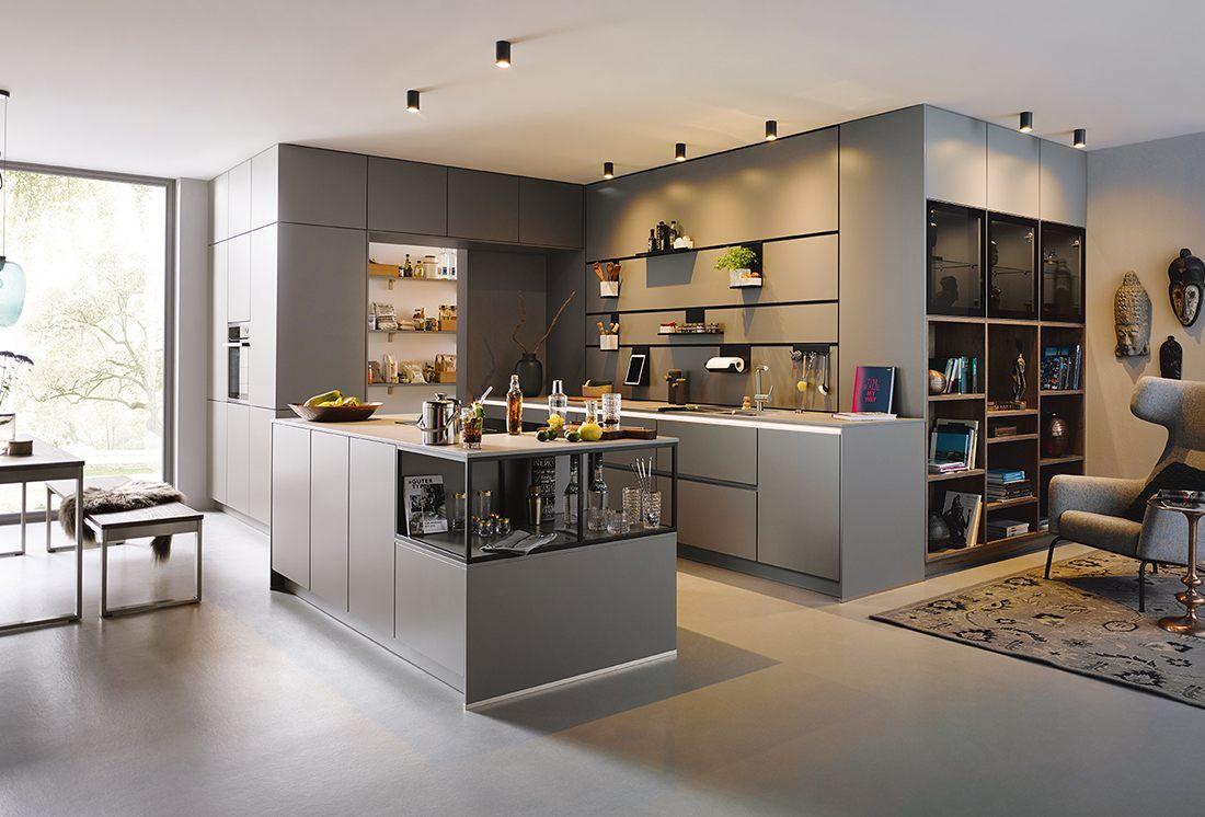 Full Size of Freistehende Küchen Kchenstile Von Modern Bis Rustikal Xxl Kchen Ass Regal Küche Wohnzimmer Freistehende Küchen