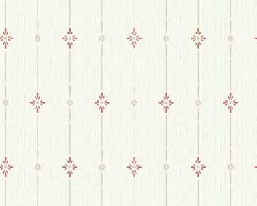 Küchentapete Landhaus Wohnzimmer Küchentapete Landhaus Tapete Duro 1900 Britta Red Dro 396 01 Fenster Bett Regal Weiß Schlafzimmer Landhausstil Landhausküche Gebraucht Küche Esstisch Sofa
