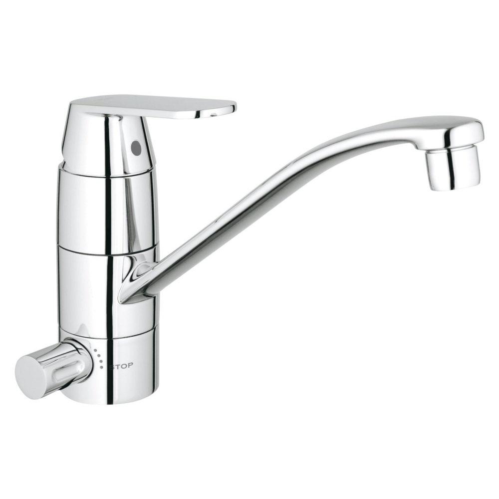 Full Size of Küche Wasserhahn Bad Grohe Dusche Für Thermostat Wandanschluss Wohnzimmer Grohe Wasserhahn