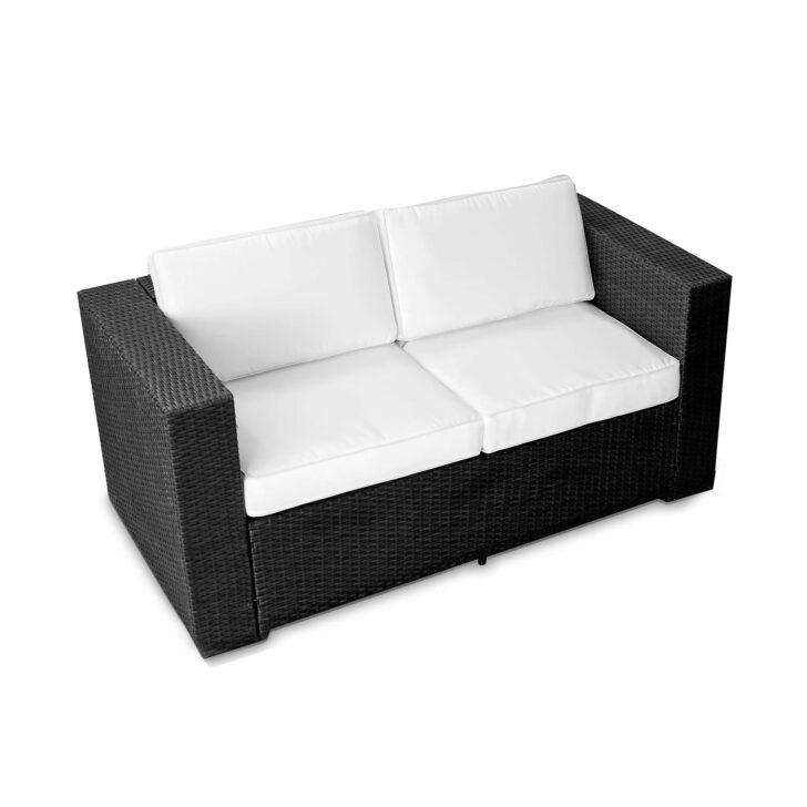Medium Size of Garten Couch 2 Sitzer Gartensofa Rattan Ausziehbar Polyrattan Aluminium Sofa Vidaxl 2 Sitzer Massivholz Akazie Gnstig Kaufen Mit Relaxfunktion 3 Bett 140x200 Wohnzimmer Gartensofa 2 Sitzer