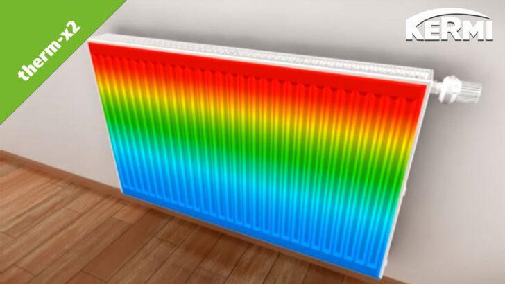 Medium Size of Kermi Therm X2 Technik Youtube Heizkörper Badezimmer Bad Wohnzimmer Für Elektroheizkörper Wohnzimmer Kermi Heizkörper