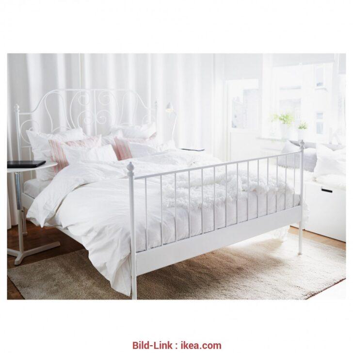 Medium Size of Metallbett Ikea Fabelhaft Leirvik Bettgestell Erhöhtes Bett Betten 160x200 Balken Im Schrank Holz Schlicht Kleinkind Französische 140x200 Poco Musterring Wohnzimmer Bett 120x200 Ikea