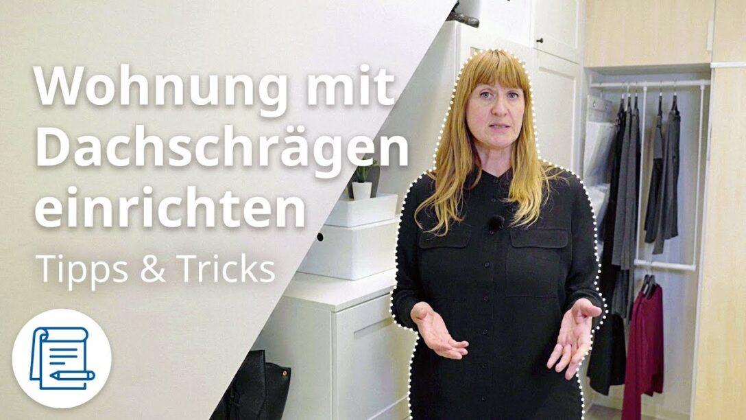 Large Size of Zimmer Mit Dachschrgen Gestalten Ikea Tipps Tricks Youtube Küche Eckschrank Betten 160x200 Badezimmer Spiegelschrank Dachschräge Regal Eckunterschrank Wohnzimmer Schrank Dachschräge Hinten Ikea