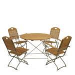 Outliv. Kalibo Sitzgruppe 6-teilig Geflecht Wohnzimmer Kalibo Sitzgruppe 6 Teilig Geflecht Essgruppe Garten Holz Küche