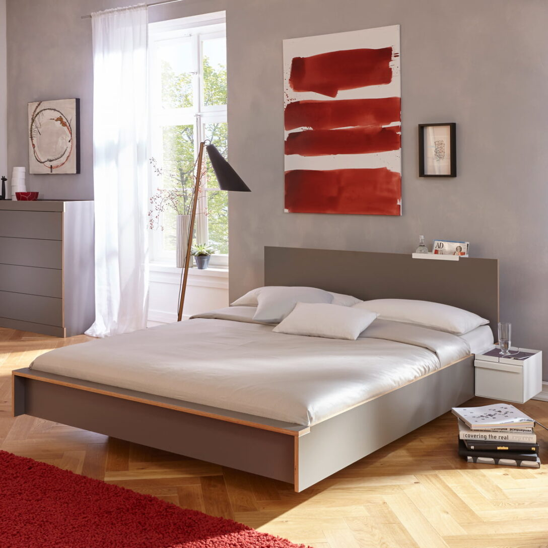 Large Size of Ikea Bett Kopfteil Regal 180 Malm Mit Am Bauen Flai Von Mller Mbelwerksttten Connox Günstige Betten 180x200 Stecksystem 120x200 160x200 Lattenrost Komplett Wohnzimmer Kopfteil Bett Regal