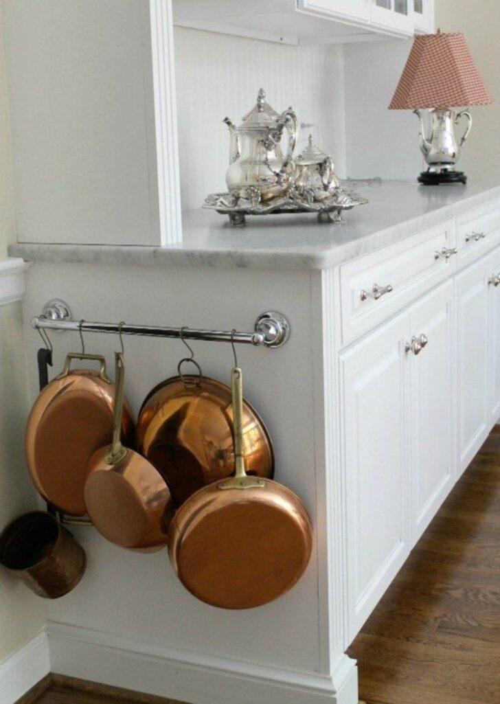 Medium Size of Hängeregal Kücheninsel Ideen Und Beispiele Wie Man Tpfe Pfannen Aufhngen Kann Küche Wohnzimmer Hängeregal Kücheninsel