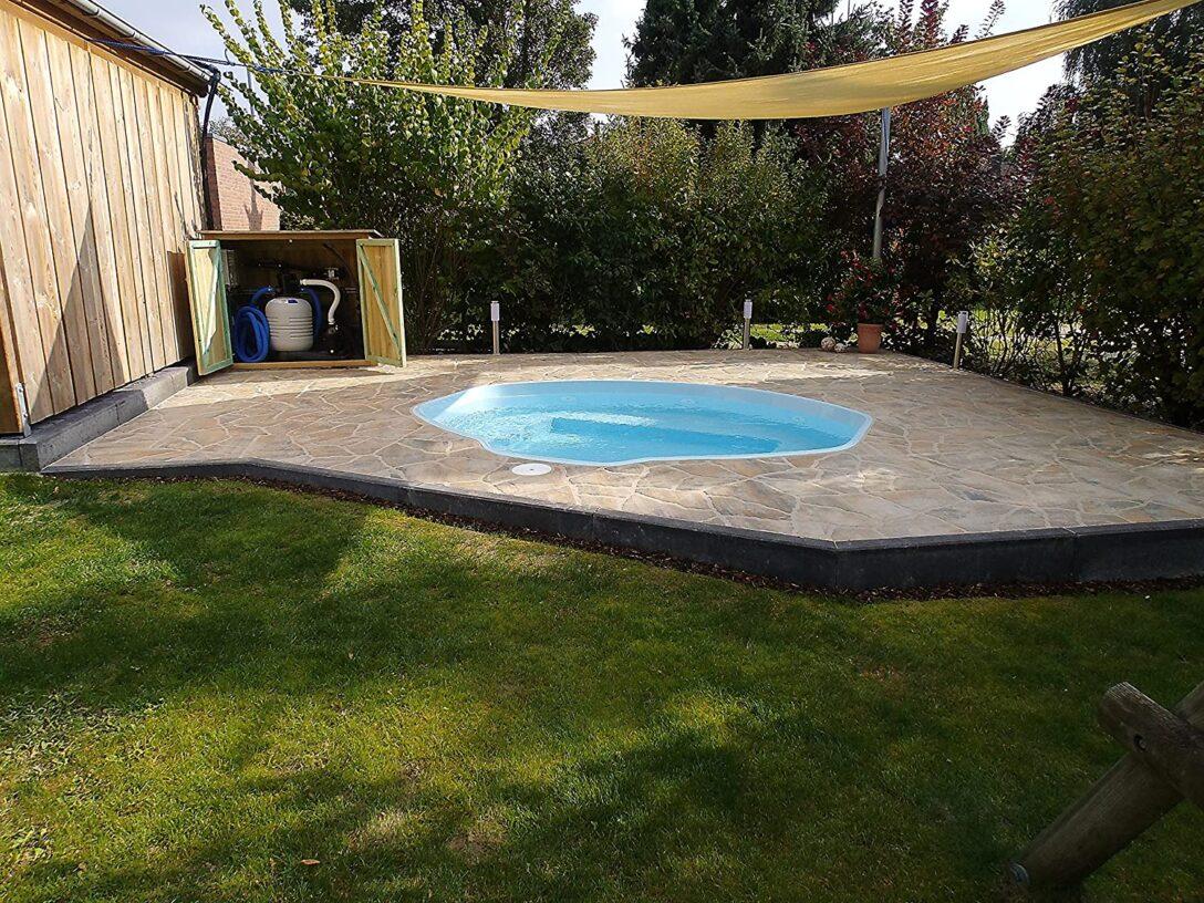 Large Size of Gebrauchte Gfk Pools Schwimmbecken Ozzy Aus Minibecken Amazonde Garten Regale Einbauküche Betten Küche Fenster Kaufen Verkaufen Wohnzimmer Gebrauchte Gfk Pools