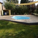 Gebrauchte Gfk Pools Schwimmbecken Ozzy Aus Minibecken Amazonde Garten Regale Einbauküche Betten Küche Fenster Kaufen Verkaufen Wohnzimmer Gebrauchte Gfk Pools
