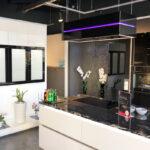 Nolte Küchen Glasfront Musterkche Kchenzentrum Mg Regal Schlafzimmer Küche Betten Wohnzimmer Nolte Küchen Glasfront