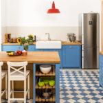 Küche Blau Wohnzimmer Küche Blau Magnettafel Pendelleuchte Kochinsel Sitzecke Wandregal Landhaus Tapeten Für Die Edelstahlküche Gebraucht Einbauküche Mit Elektrogeräten