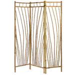 Paravent Outdoor B135xh175cm Garten Bambus Bett Wohnzimmer Paravent Bambus Balkon