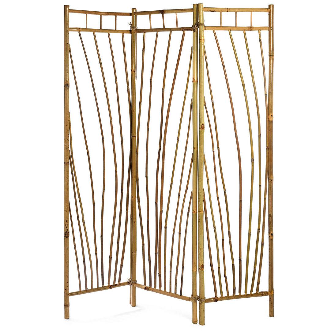 Full Size of Paravent Outdoor B135xh175cm Garten Bambus Bett Wohnzimmer Paravent Bambus Balkon