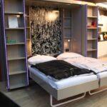 Schrankbett 160x200 Wohnzimmer Mittelmeier Schrankbett Variante Mit Verschiebbaren Regalen Schlafsofa Liegefläche 160x200 Betten Bett Weiß Schubladen Weißes Stauraum Ikea Komplett