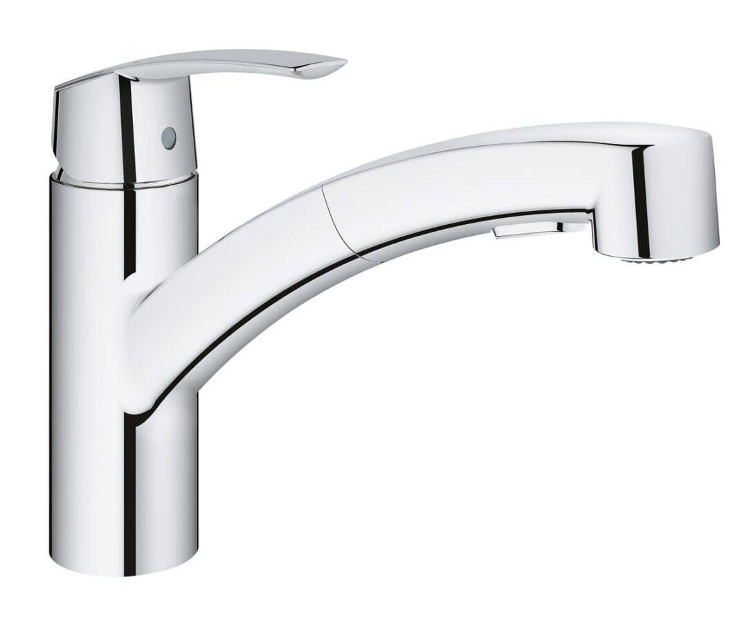 Large Size of Grohe Wasserhahn Start Mit Geschirrbrause Dusche Küche Bad Für Thermostat Wandanschluss Wohnzimmer Grohe Wasserhahn