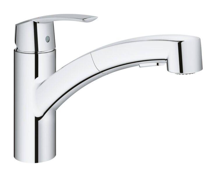 Medium Size of Grohe Wasserhahn Start Mit Geschirrbrause Dusche Küche Bad Für Thermostat Wandanschluss Wohnzimmer Grohe Wasserhahn