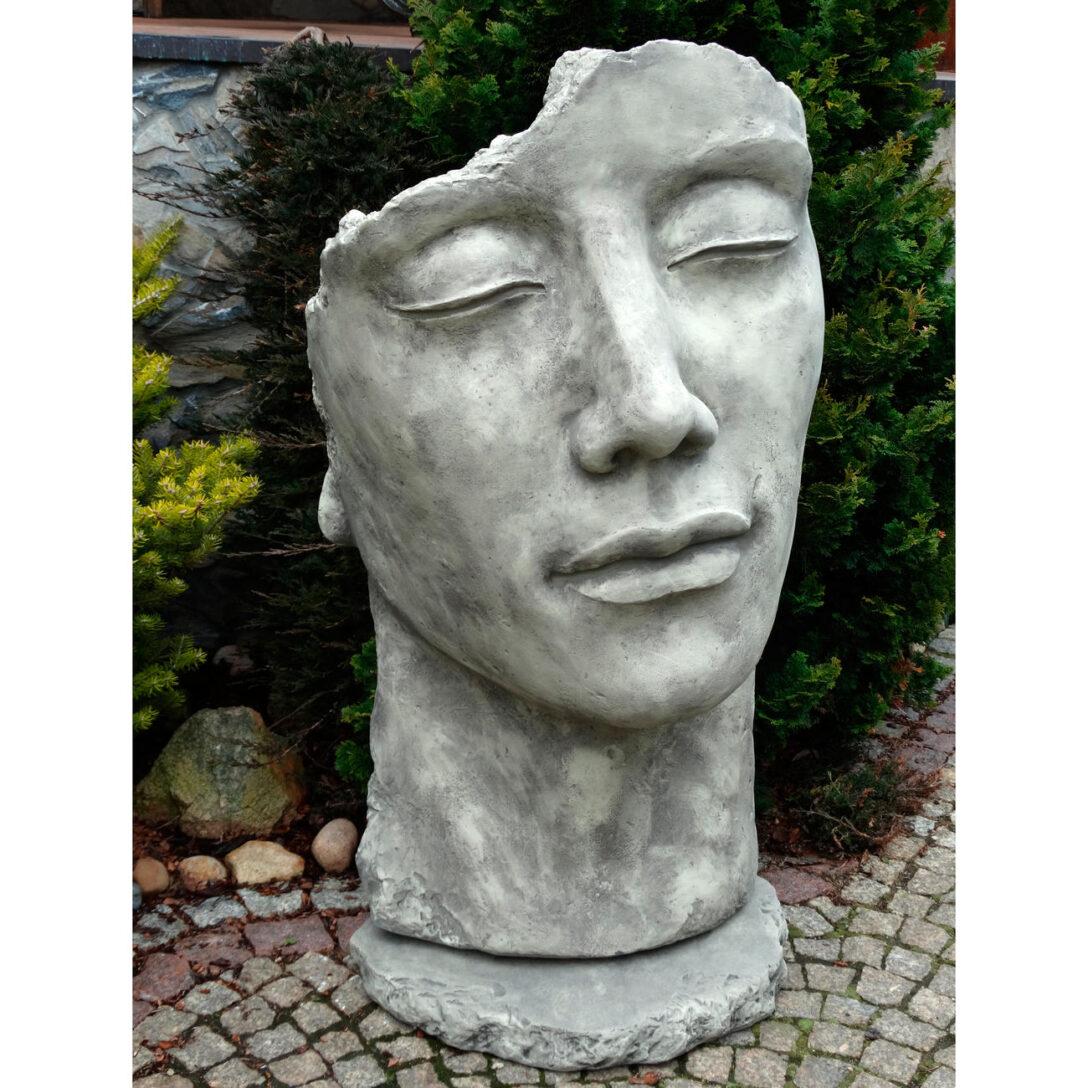 Large Size of Gartenskulpturen Kaufen Schweiz Gartenfigur Statue Gesicht Mann Inkl Platte Zur Montage Einbauküche Sofa Günstig Gebrauchte Fenster Amerikanische Küche Bett Wohnzimmer Gartenskulpturen Kaufen Schweiz