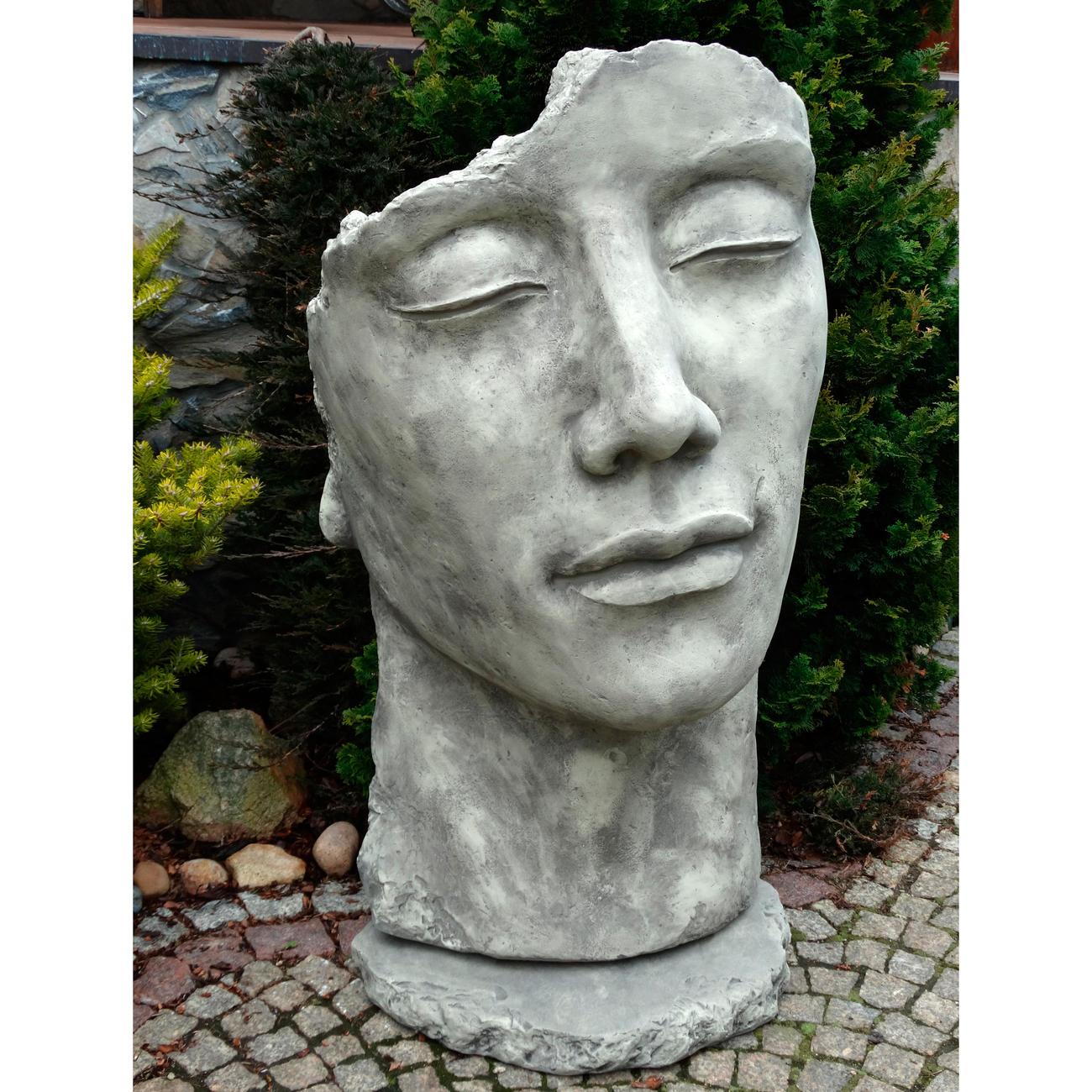 Full Size of Gartenskulpturen Kaufen Schweiz Gartenfigur Statue Gesicht Mann Inkl Platte Zur Montage Einbauküche Sofa Günstig Gebrauchte Fenster Amerikanische Küche Bett Wohnzimmer Gartenskulpturen Kaufen Schweiz