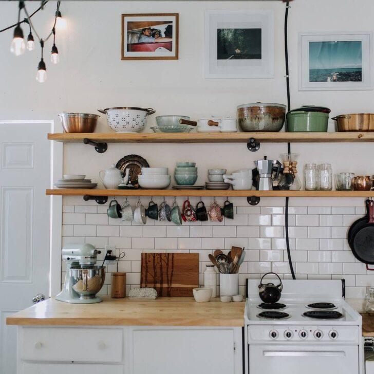 Medium Size of Wandregal Kche Boho Wohnung Küche Ohne Geräte Sprüche Für Die Kleine Einbauküche Gardine Modul Billige Kühlschrank Miele Raffrollo Nolte Komplettküche Wohnzimmer Wandregale Küche