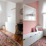 Wandfarbe Rosa Wohnzimmer Wandfarbe Farbe Rosa Ros Terracotta Teeniezimmer Mdchenzimmer Küche
