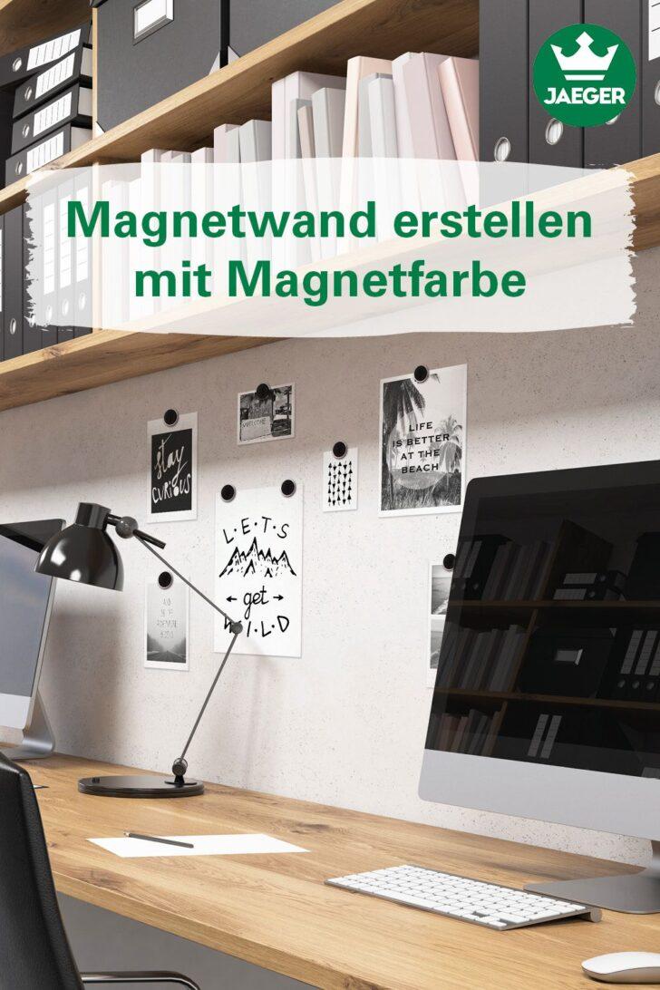 Medium Size of Magnetwand Küche Magnetfarbe Fr Magnetische Funktionswnde In Bro Fliesenspiegel Selber Machen Niederdruck Armatur Billig Zusammenstellen Polsterbank Wohnzimmer Magnetwand Küche