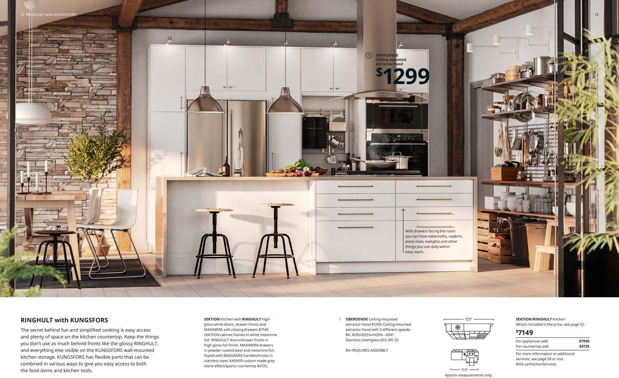Full Size of Ikea Current Flyer 08 31 07 2020 7 Flyers Canadacom Betten 160x200 Küche Kosten Kaufen Miniküche Bei Modulküche Sofa Mit Schlaffunktion Wohnzimmer Ringhult Ikea