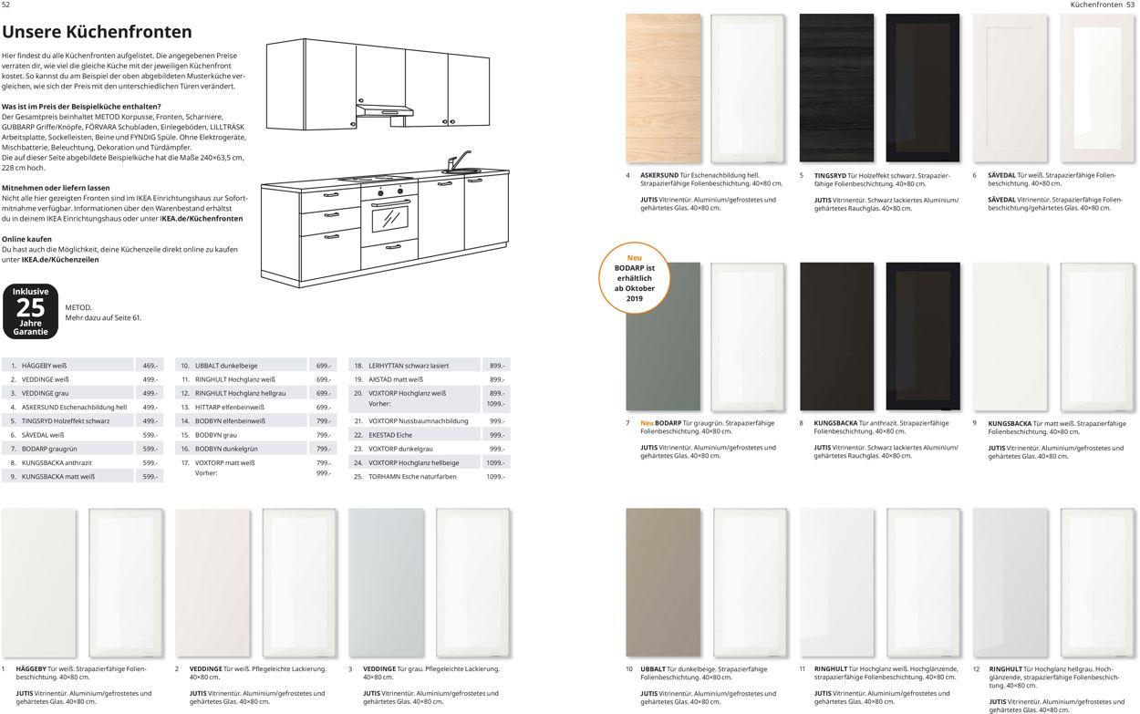 Full Size of Ikea Aktueller Prospekt 2608 31012020 27 Jedewoche Rabattede Sofa Grau Stoff Graues Big Regal 2er Küche Hochglanz Xxl Weiß Bett Landhausküche 3er Esstisch 3 Wohnzimmer Voxtorp Grau