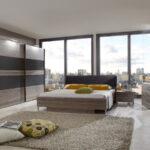 Luxus Schlafzimmer Komplett Modern Weiss Set Massiv Komplette 4 Tlg Eiche Sgerau Dekor Mit Bad Komplettset Komplettes Massivholz Modernes Bett 180x200 Wohnzimmer Schlafzimmer Komplett Modern