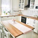Spring Is Coming Ikea Bodbyn Kitchen White Miniküche Vorhänge Küche Sofa Mit Schlaffunktion L Kleine Einrichten Wasserhahn Sitzecke Bett 180x200 Bettkasten Wohnzimmer Ikea Küche Mit Insel