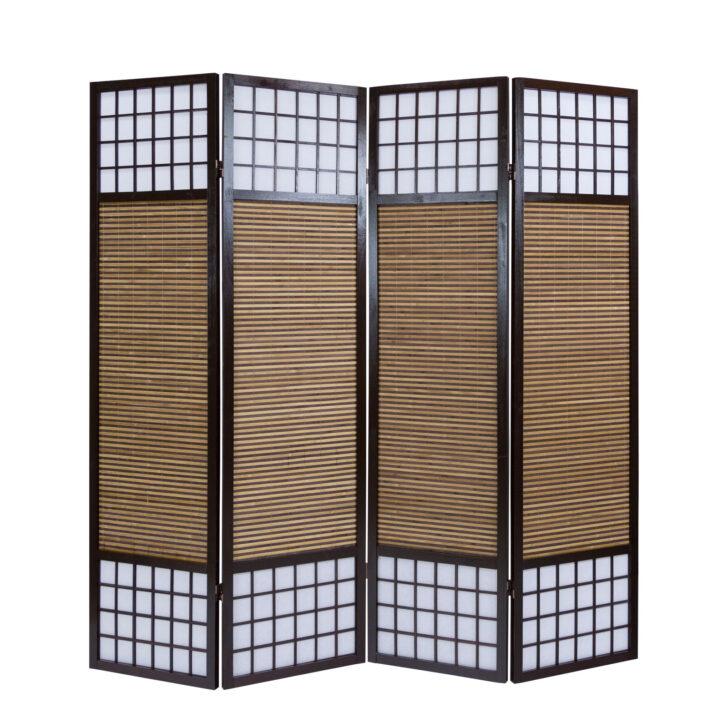 Medium Size of Paravent Bambus Balkon Raumteiler 4fach Trennwand Spanische Wand Bett Garten Wohnzimmer Paravent Bambus Balkon
