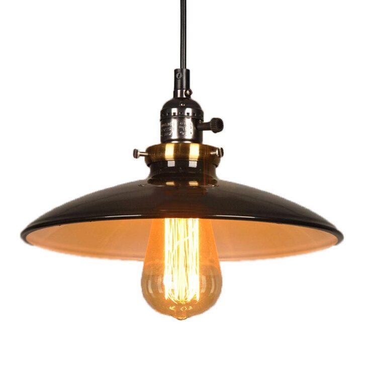Medium Size of Lightess E27 Retro Pendelleuchte Industrial Metall Deckenlampe Wohnzimmer Deckenlampen Modern Schlafzimmer Esstisch Bad Für Küche Wohnzimmer Deckenlampe Industrial