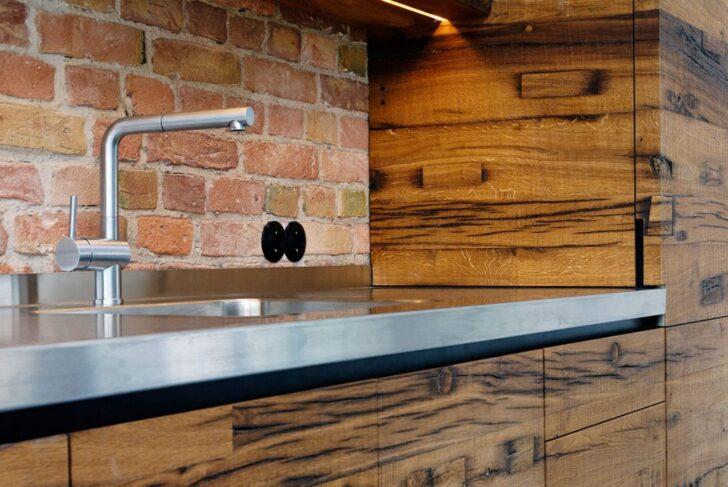 Medium Size of Küchen Rustikal Irold Mbel Vollholz Kueche Eiche Aus Altem Eichen Miele Esstisch Rustikaler Rustikales Bett Regal Holz Küche Wohnzimmer Küchen Rustikal