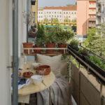 Klapptisch Schmal Diy Fr Den Schmalen Balkon Schmales Regal Garten Schmale Regale Küche Wohnzimmer Klapptisch Schmal