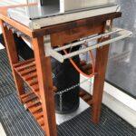 Weber Grill Beistelltisch Ikea Tisch Der Bekvm Umbau Modding Threadseite 25 Grillforum Und Bbq Miniküche Küche Kosten Sofa Mit Schlaffunktion Betten 160x200 Wohnzimmer Grill Beistelltisch Ikea