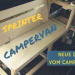 Ausziehbett Camper Wohnzimmer Ausziehbett Camper Wohnmobil Selbstausbau Update Bett Mit